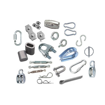 CHAIN AND WIRE ROPE ACCESSORIES